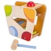 Слика на Дрвена играчка со чекан и ксилофон