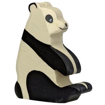 Слика на Панда што седи