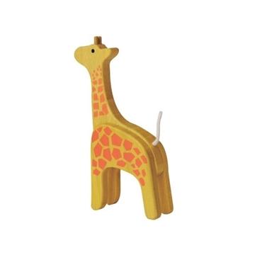 Слика на Играчка од дрво - ЖИРАФА