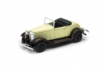 Слика на Ford Roadster (cream/brown) Welly 1:34-39
