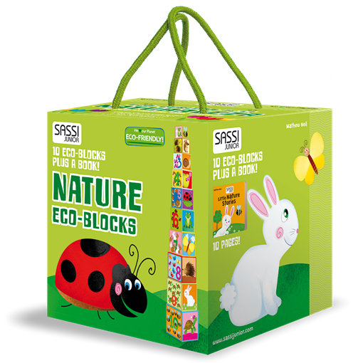 Слика на Nature Eco-blocks