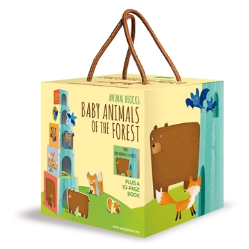 Слика на Baby Animals of the Forest