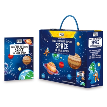 Слика на Space. The Solar System - Travel, Learn and Explore