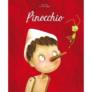 Слика на Pinocchio - Die-cut Reading
