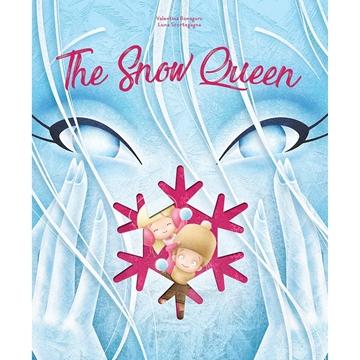 Слика на The Snow Queen - Die-cut Reading