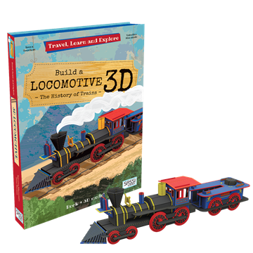 Слика на Build a Locomotive 3D - (Travel, Learn and Explore)