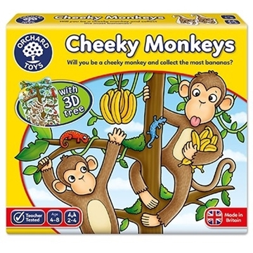 Слика на Cheeky Monkeys