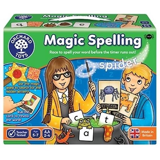 Слика на Magic Spelling