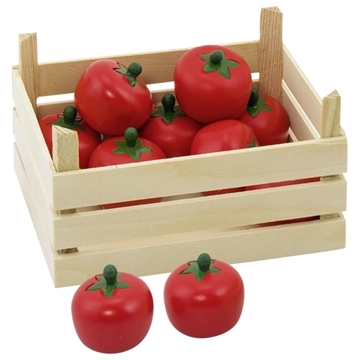 Слика на Tomatoes in vegetable crate