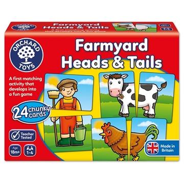 Слика на Глави и опашки на фармата