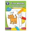 Слика на First Words Colouring Book