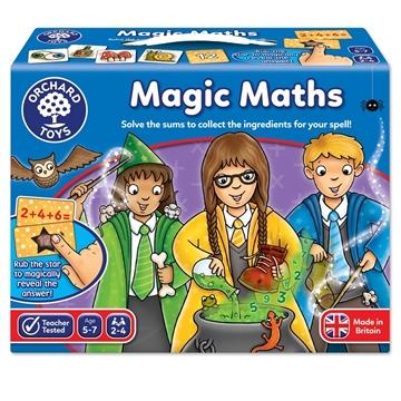 Слика на Магична математика