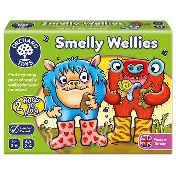 Слика на Smelly Wellies Game