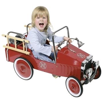 Слика на Кола со педали - Противпожарна