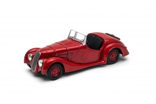 Слика на BMW 328 (red) Welly 1:34-39