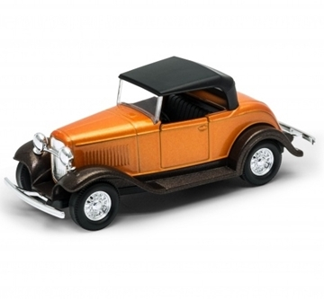 Слика на Ford Roadster (orange/brown) Welly 1:34-39