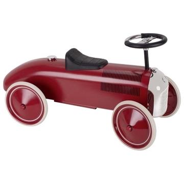 Слика на Метална количка (црвена)