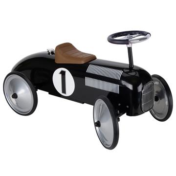 Слика на Метална количка (црна)