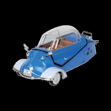 Слика на Messerschmitt Cabin Scooter KR 200 (1957) - Blue, 1:18, L= 16 cm