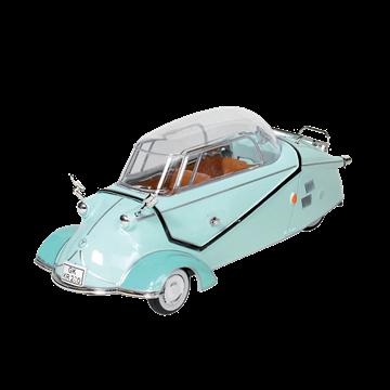 Слика на Messerschmitt Cabin Scooter KR 200 (1957) - light green, 1:18, L= 16 cm
