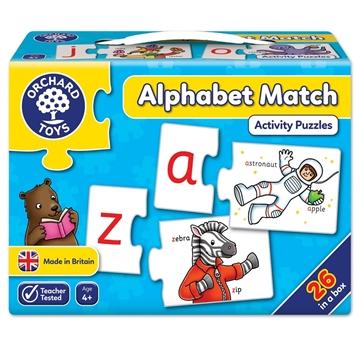 Слика на Alphabet Match Jigsaw Puzzle