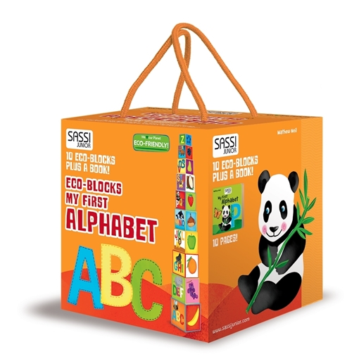 Слика на Eco-Blocks – My First Alphabet