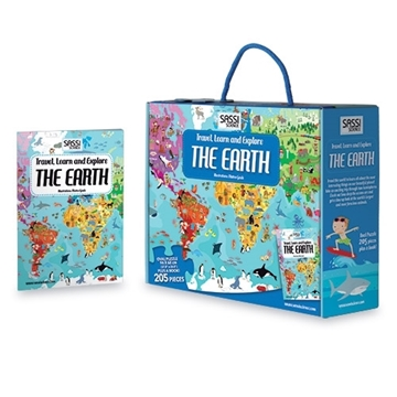 Слика на The Earth - Travel, Learn and Explore
