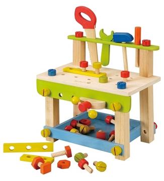 Слика на Столарска маса и алати (Голема)