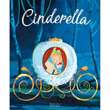 Слика на Cinderella - Die-cut Reading
