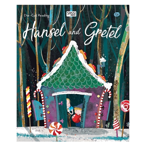 Слика на Hansel and Gretel - Die-cut Reading