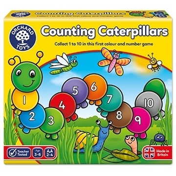Слика на Counting Caterpillars Game
