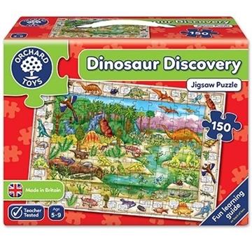 Слика на Dinosaur Discovery Jigsaw