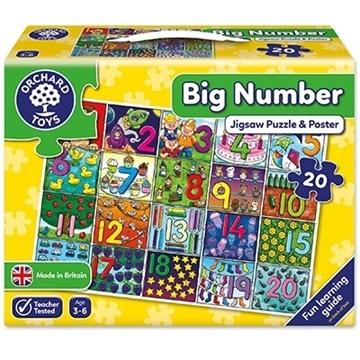 Слика на Big Alphabet Jigsaw Puzzle
