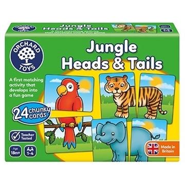 Слика на Jungle Heads & Tails Game