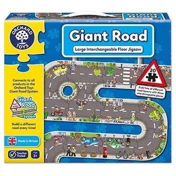 Слика на Giant Road Jigsaw