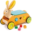 Слика на Rabbit Ride-on with Shape Sorter