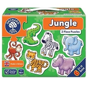 Слика на Jungle Jigsaw Puzzle