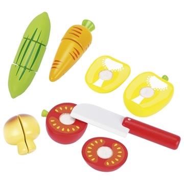 Слика на Vegetables with velcro