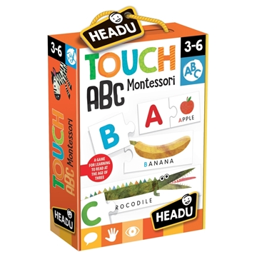 Слика на Montessori Touch Abc