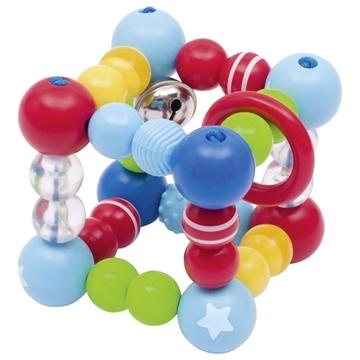 Слика на Играчка за бебе - Коцка (Ѕвезда)