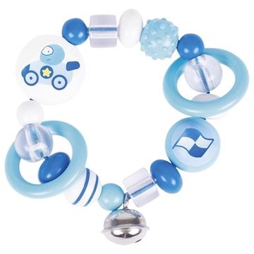 Слика на Еластична играчка за бебе - Кола