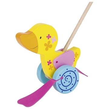 Слика на Играчка за туркање - Пајче - Susibelle