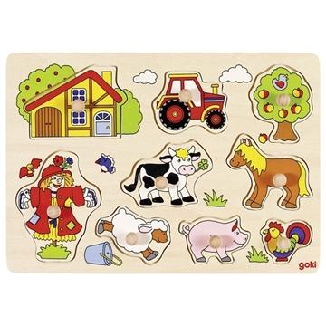 Слика на Фарма - Сложувалка со дршки