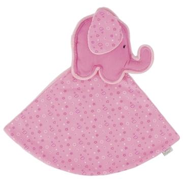 Слика на Мека играчка за гушкање - Слон