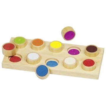 Слика на Мемо игра со релјефни површини
