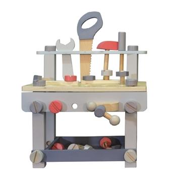 Слика на Столарска маса и алати (Голема пастел) - Lifestyle collection