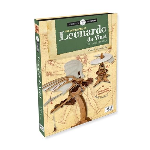 Слика на The Inventions of Leonardo Da Vinci - The Flying Machines