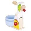 Слика на Goki - Дрвена играчка миксер