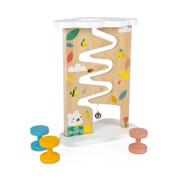 Слика на Дрвена играчка - Патека со калеми