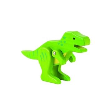 Слика на Играчка од дрво - Тираносаурус рекс